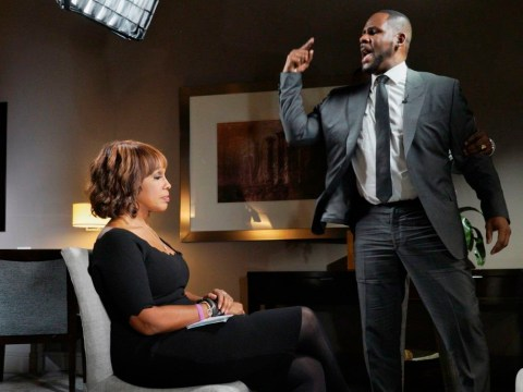 Gayle King feared R Kelly was having breakdown during intense interview