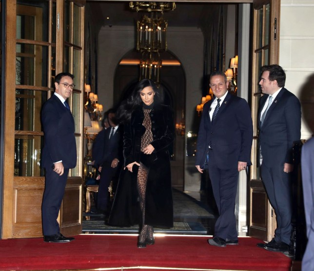 BGUK_1509412 - ** RIGHTS: ONLY UNITED KINGDOM ** Paris, FRANCE - Kim Kardashian West seen leaving the Ritz hotel in Paris Pictured: Kim Kardashian West BACKGRID UK 6 MARCH 2019 BYLINE MUST READ: BEST IMAGE / BACKGRID UK: +44 208 344 2007 / uksales@backgrid.com USA: +1 310 798 9111 / usasales@backgrid.com *UK Clients - Pictures Containing Children Please Pixelate Face Prior To Publication*