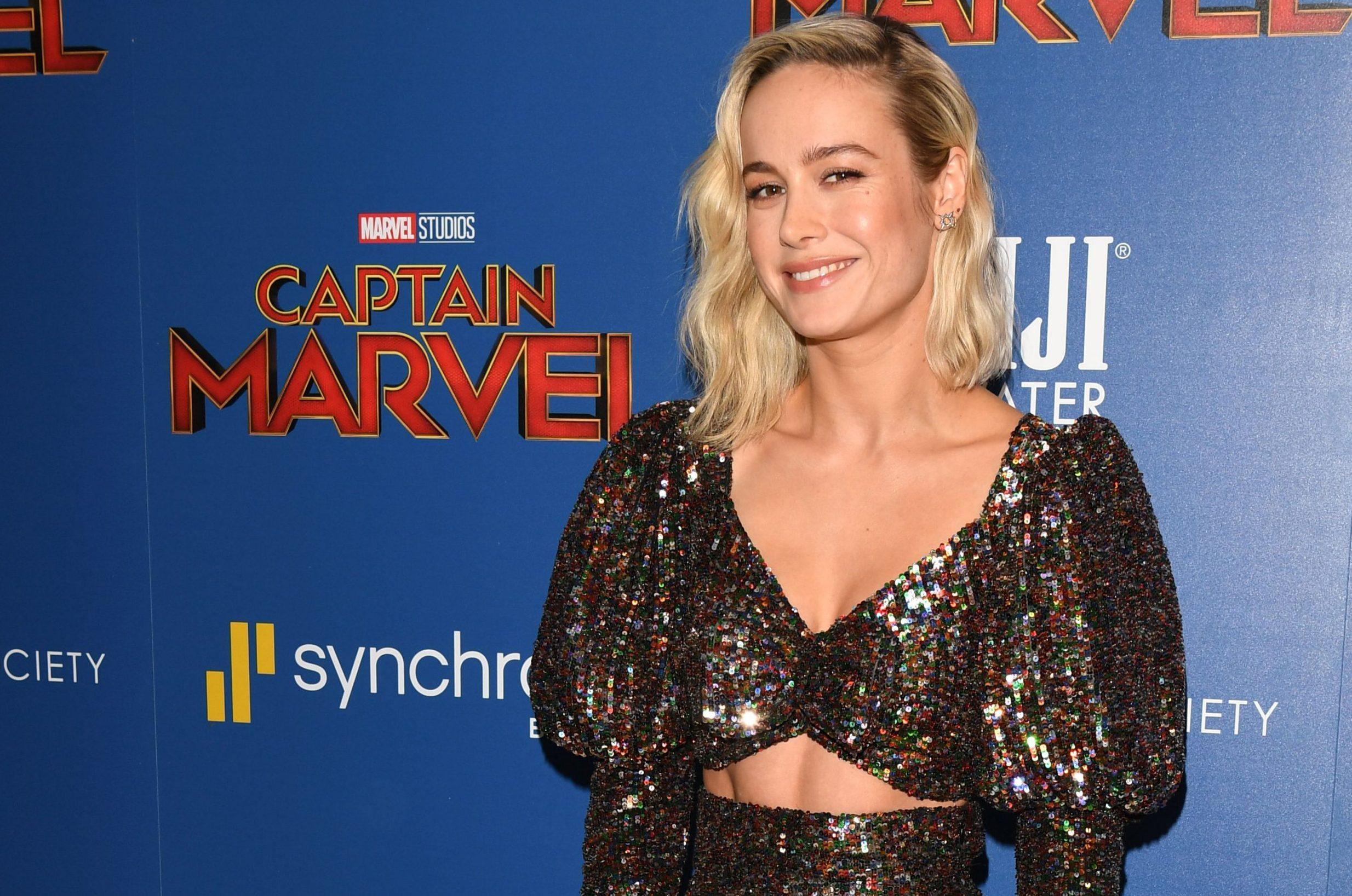 Captain Marvel star Brie Larson's career from Scott Pilgrim vs. the World to Avengers: Endgame