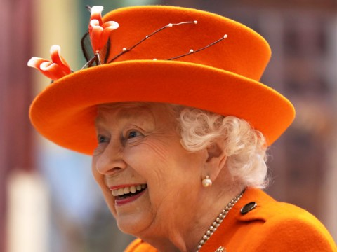 Queen posts her first ever picture on Instagram