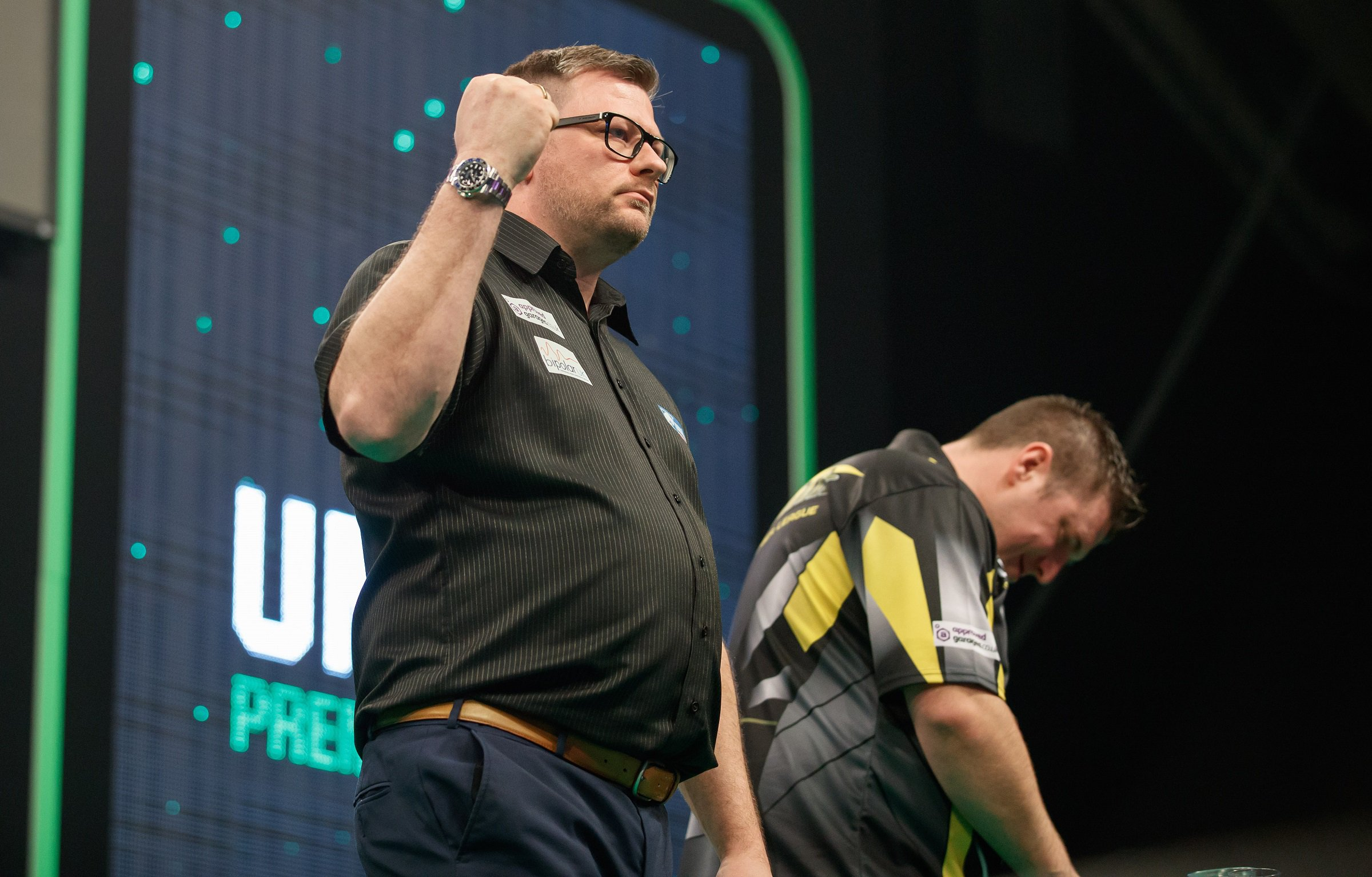 Daryl Gurney explains how James Wade has returned to the top of darts
