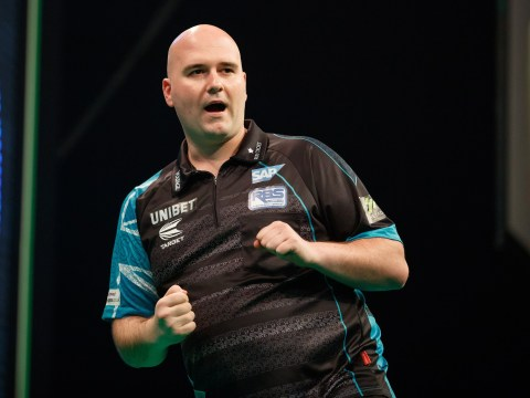 Rob Cross ecstatic after Premier League win over Gerwyn Price: 'Life can't be any better'