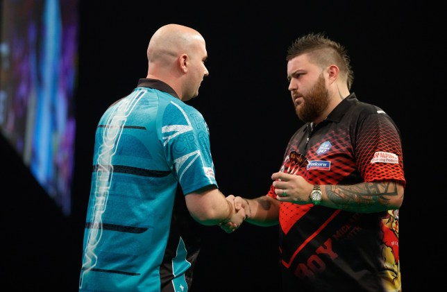 Rob Cross and Michael Smith
