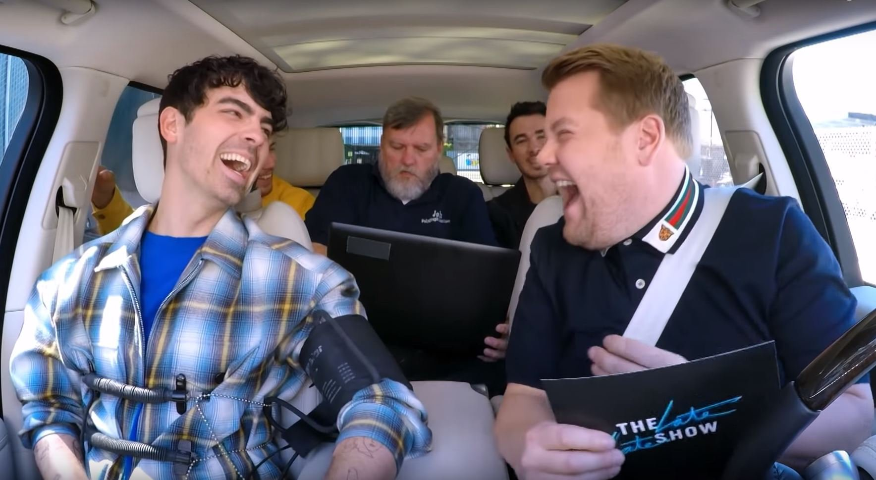 Nick Jonas admits he broke up Jonas Brothers as reunited band join Carpool Karaoke