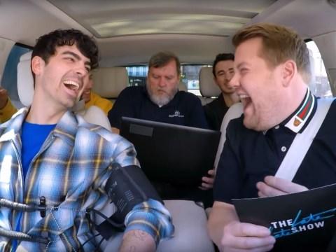 Nick Jonas admits he broke up Jonas Brothers as reunited band join Carpool Karaoke