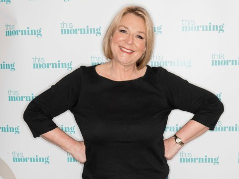 Fern Britton reveals famous TV star would 'put his face in her cleavage after pretending to sneeze""