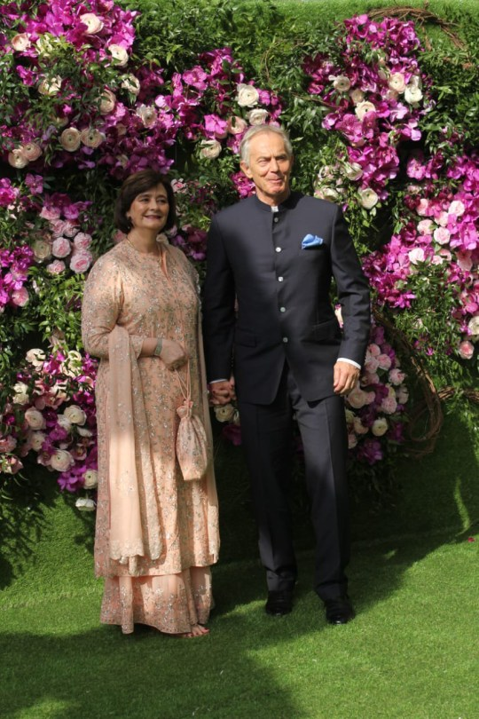Akash Ambani and Shloka Mehta wedding: Priyanka Chopra and