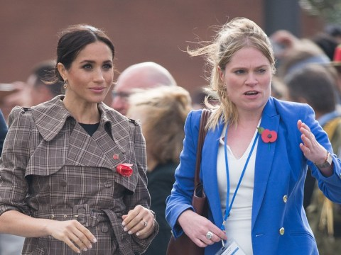 Meghan Markle loses third aide as right-hand woman quits
