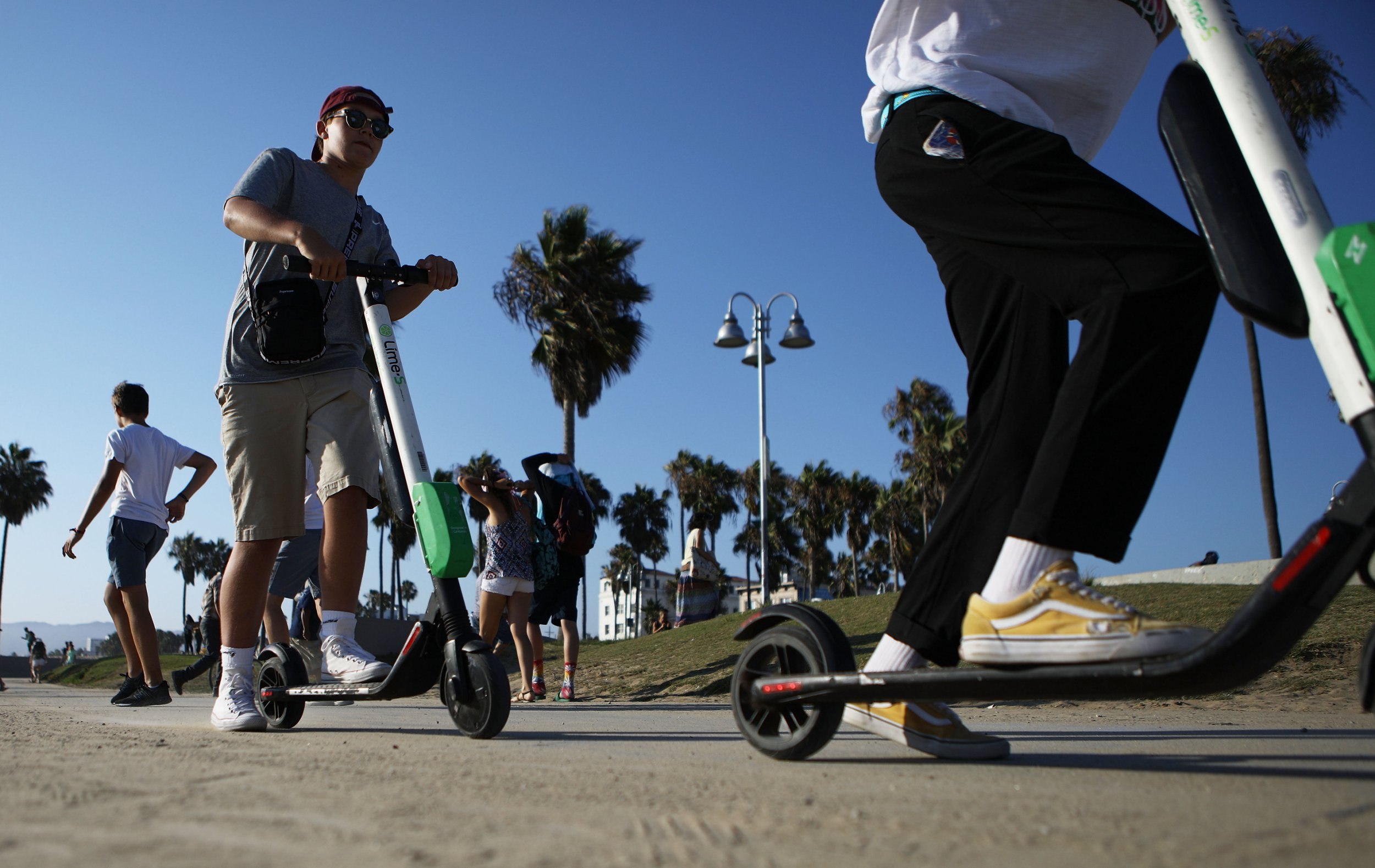 UK's e-scooter road ban set to end