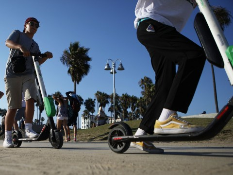 New 'urban mobility' review could see end to UK road ban on e-scooters