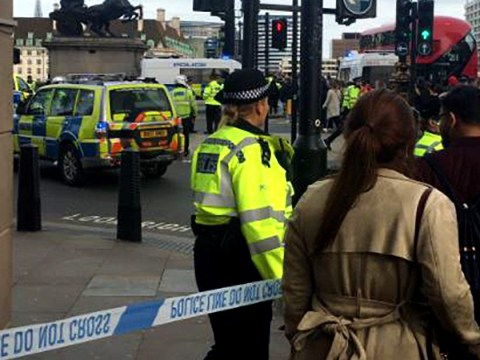 Armed police cordon off area in London due to 'suspicious vehicle'