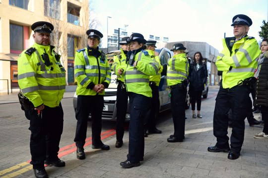 At least 3,000 more police officers given stop and search
