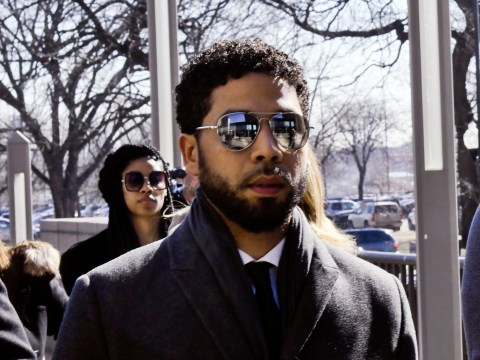 Empire boss says it's 'too early' to think about Jussie Smollett not being a part of the show