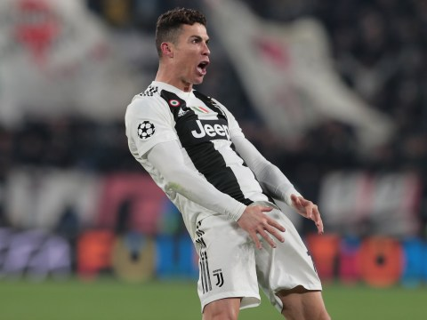Cristiano Ronaldo is 'a living football god,' says Rio Ferdinand after hat-trick sees Juventus crush Atletico Madrid