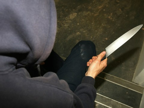 Knife crime hits highest level in 10 years