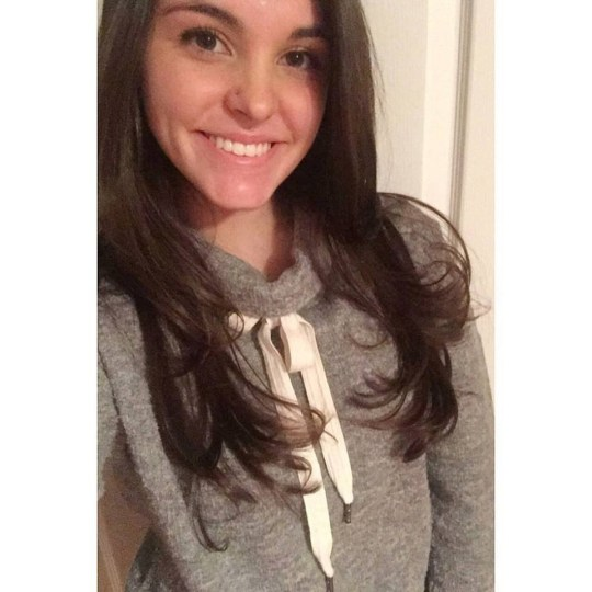 METRO GRAB FACEBOOK A Connecticut university has denied it was at fault after a student choked to death during a pancake eating contest on campus in 2017. Caitlin Nelson, 20, was participating in Sacred Heart University's Greek Week celebration on March 20, 2017 when she began choking. The sorority woman fell to the floor and started shaking uncontrollably after eating multiple pancakes in a short period of time. Lawyers for Sacred Heart University blamed Nelson's own actions for her death in court documents filed Tuesday in response to a wrongful death lawsuit brought by Nelson's mother, who is seeking an undisclosed amount of money. Rosanne Nelson is accusing the Catholic school of approving the contest despite the dangers and failing to provide adequate medical personnel. https://www.facebook.com/photo.php?fbid=10201996205762467&set=a.1395980695288&type=3&theater