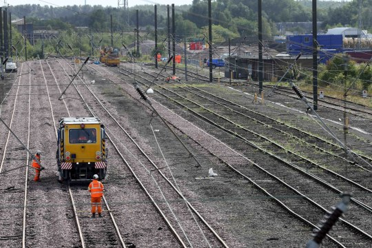 Rail firm fined £2,700,000 after boy lost legs while