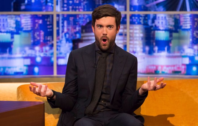 Jack Whitehall on The Johnathan Ross Show