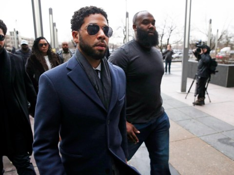 What were the charges that have been dropped against Jussie Smollett?
