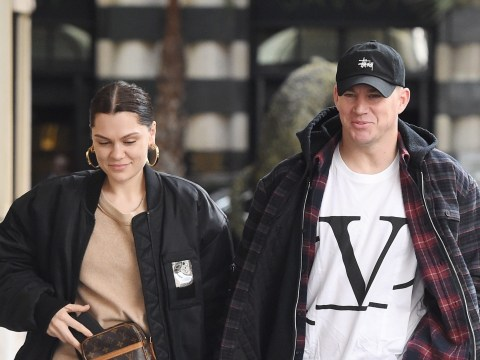 Jessie J speaks out about 'very content' romance with Channing Tatum