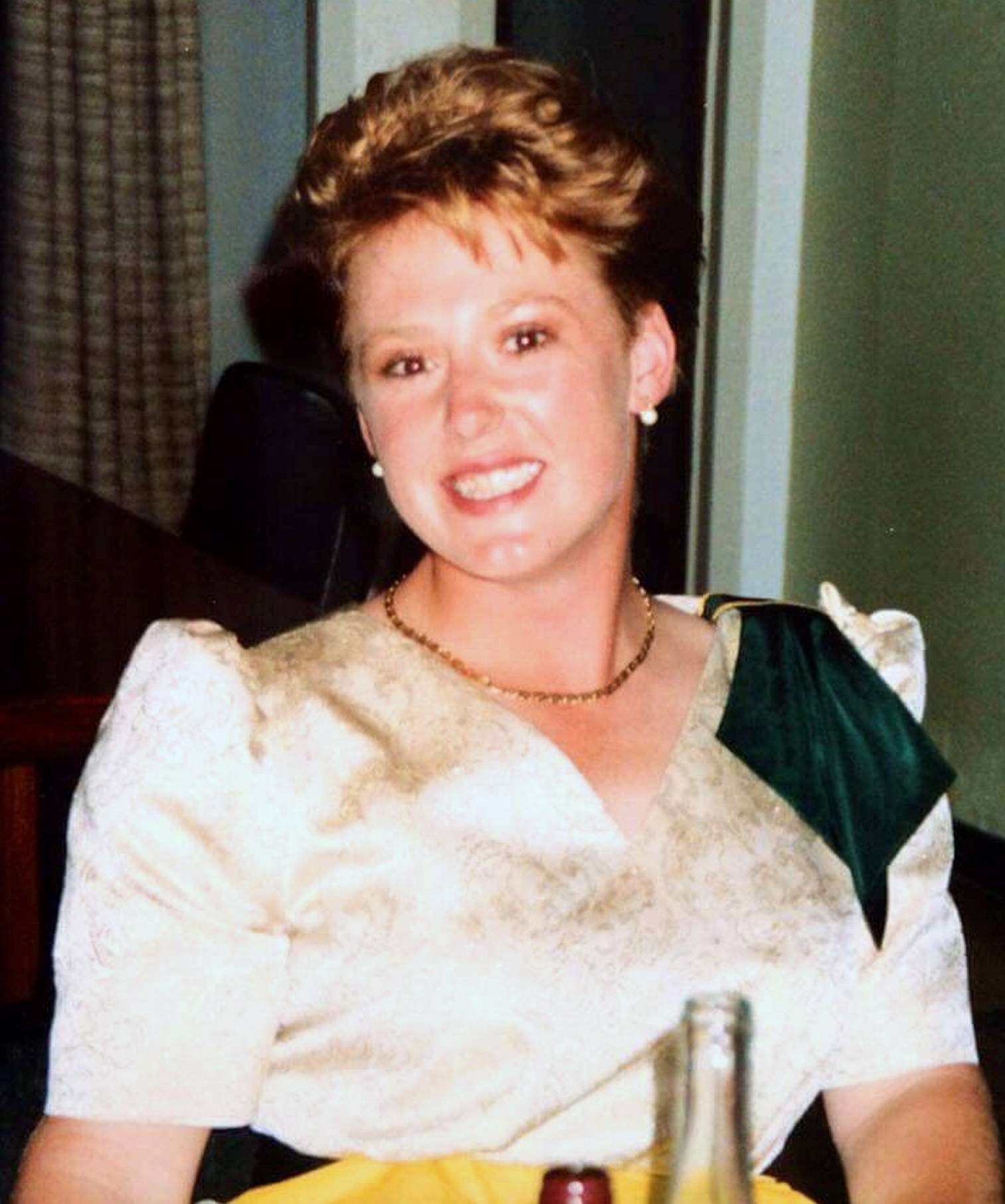 Dated: 14/03/2019 Janice Clark, 50, whose death has resulted in Durham Constabulary facing possible legal action after officers removed handcuffs from her just seconds before her death, after locking her arm to a barrier when they feared she was going to jump from the Hownsgill Viaduct, near Consett in County Durham. See story North News