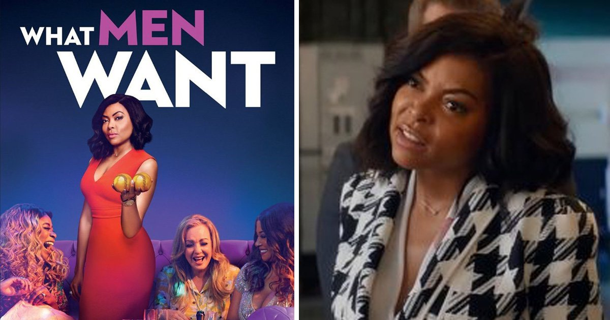 What Men Want is wonderfully ridiculous as Taraji P Henson works her comic charm on reboot