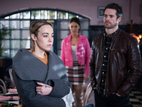 What happened to Sinead in Hollyoaks?