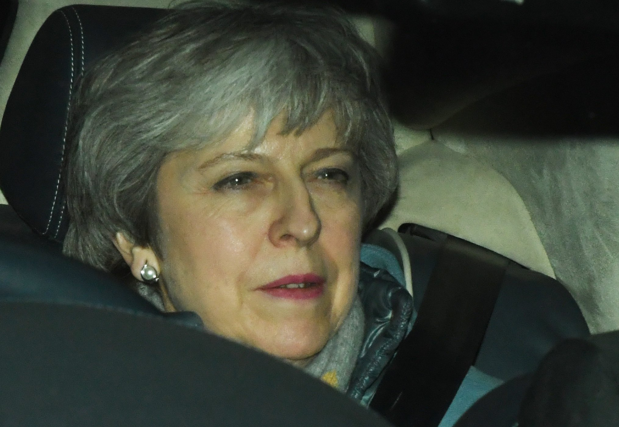Theresa May clings on as MPs vote against taking control of Brexit negotiations