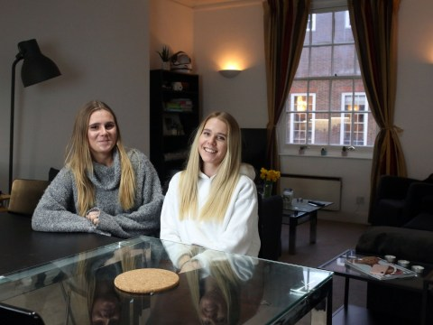 What I Rent: Harriet and Hannah, £850 each a month to share a three-bedroom flat in St Paul's
