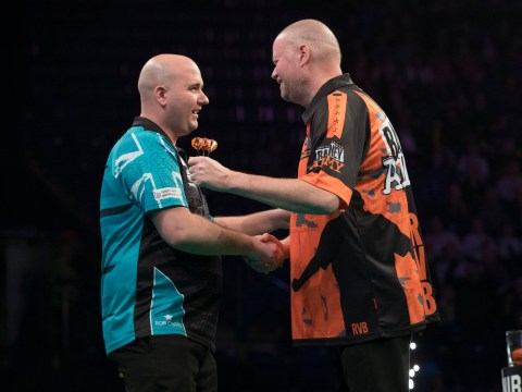 Rob Cross backs Raymond van Barneveld for success despite Premier League battering