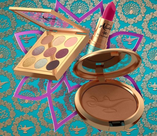 MAC Is Collaborating With Disney For An 'Aladdin' Range Credit: Mac