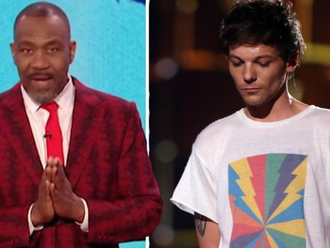 Lenny Henry sends 'best wishes' to Louis Tomlinson after singer cancels Comic Relief appearance following sister's death