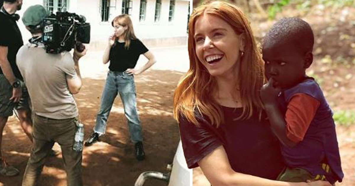 Stacey Dooley's visit to Uganda airs on Comic Relief 2019 after 'white saviour' controversy