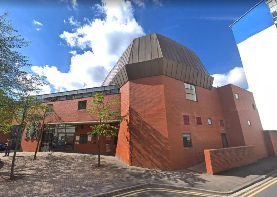 Swindon Crown Court