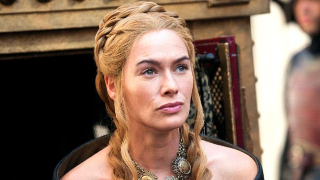 Lena Headey in character as Cersei Lannister in a still shot from HBO's Game Of Thrones, which will conclude on 19 May