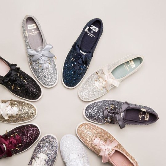 58615b44f062 METRO GRAB - taken from Keds website and Instagram without permission Kate  Spade wedding trainers https