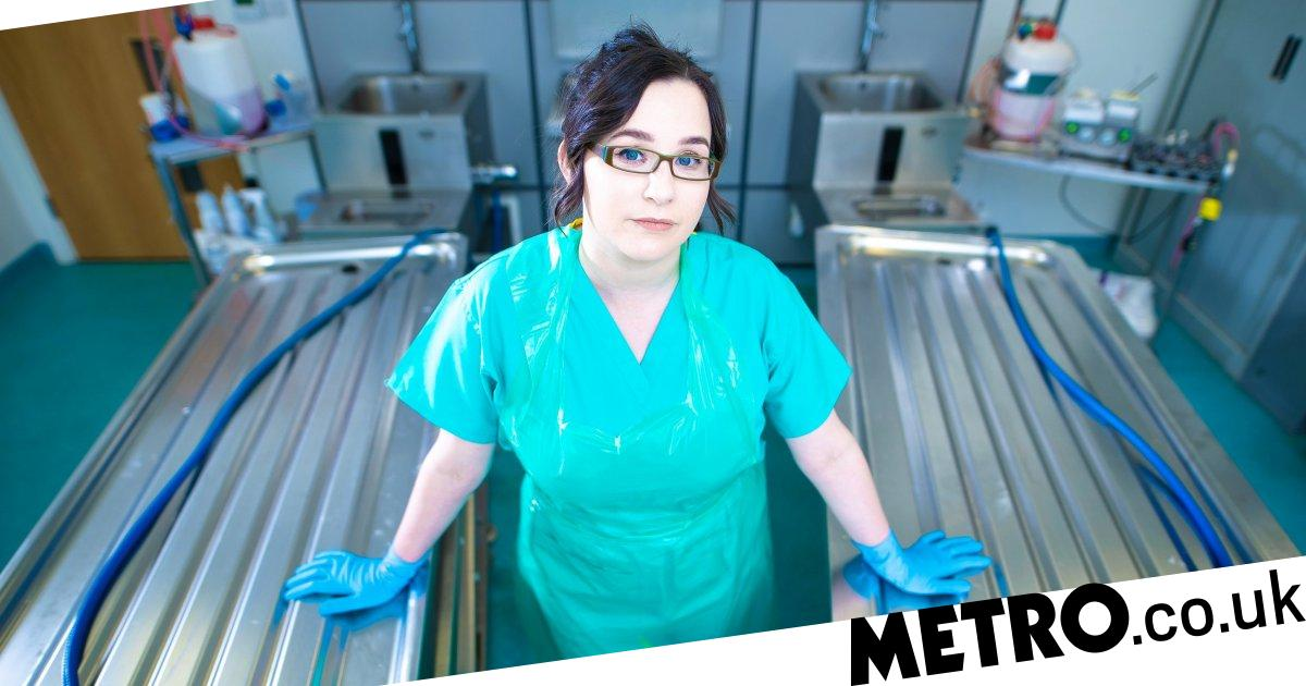 My Odd Job: Embalming bodies is a privilege for me and a comfort to families