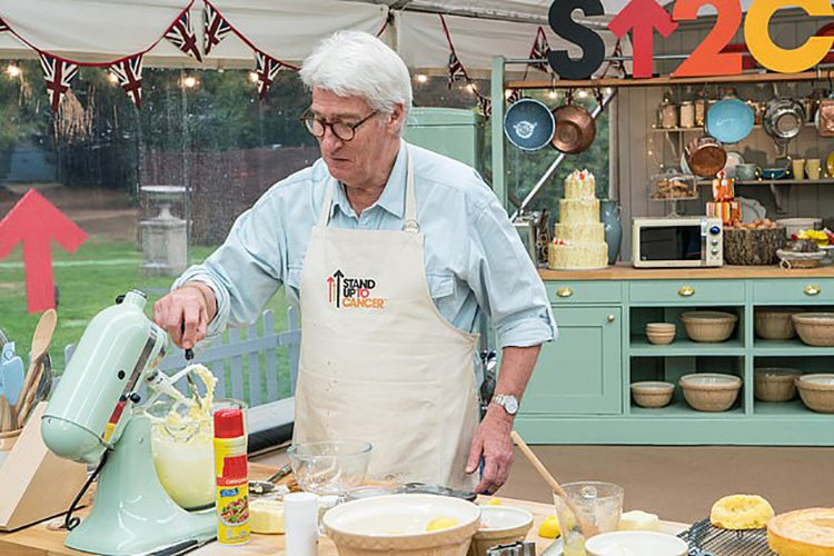 Jeremy Paxman hopes he won't face 'public ridicule' appearing on The Great Celebrity Bake Off