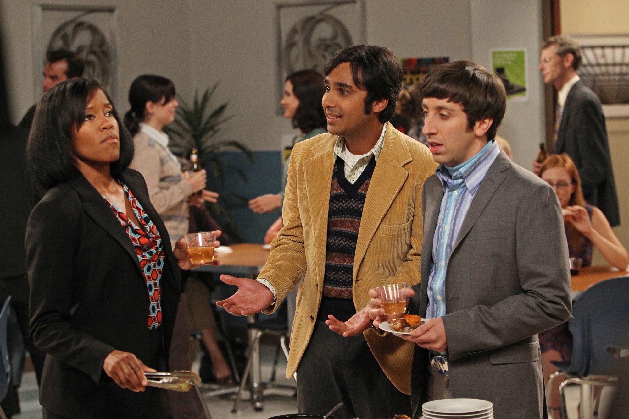 The Big Bang Theory welcomes back Oscar winner Regina King as HR admin Janine