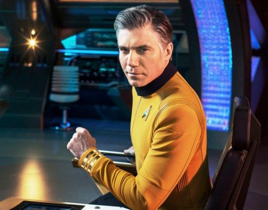 Star Trek: Discovery - Captain Pike star Anson Mount to leave after season 2
