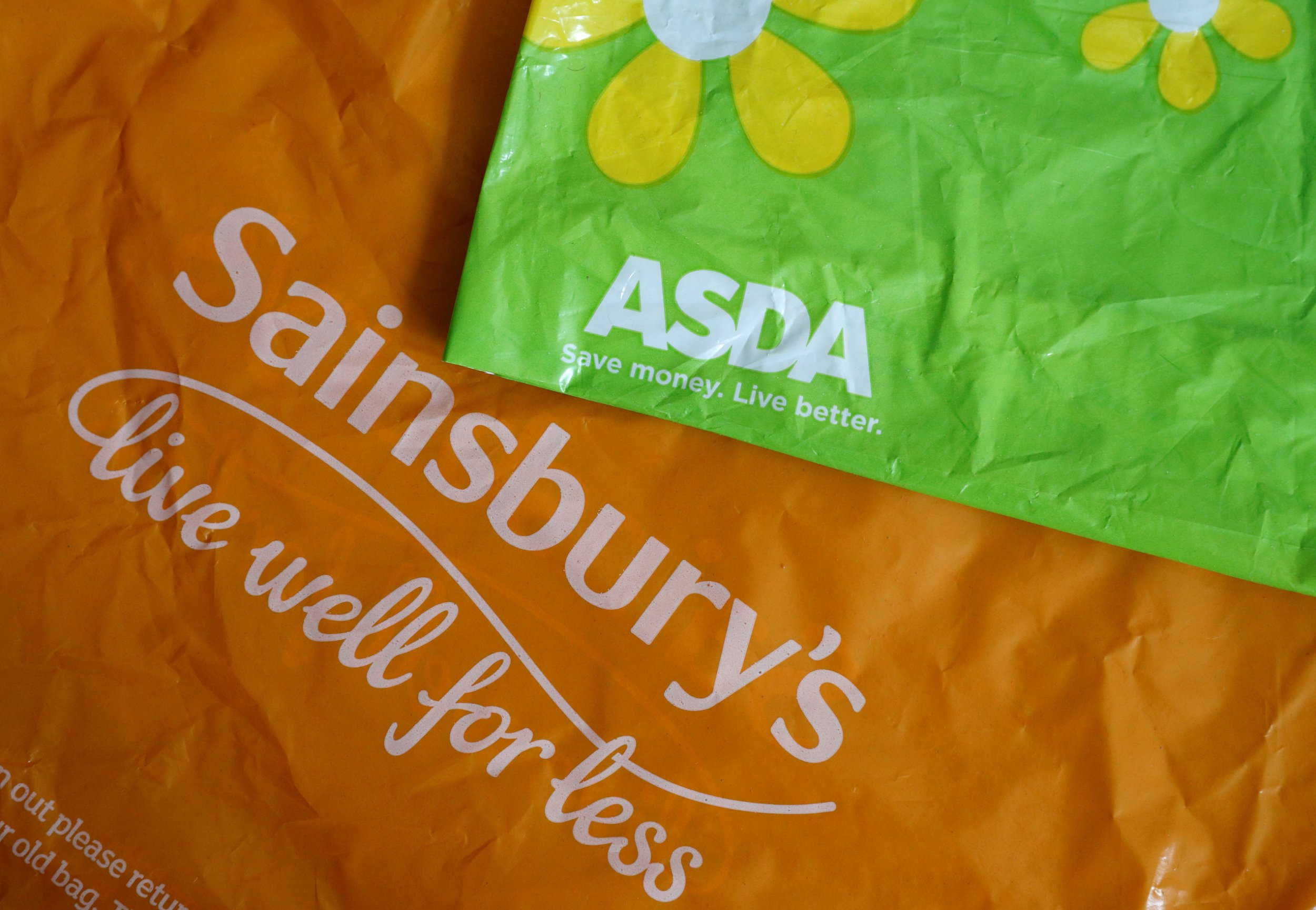 Sainsbury's and Asda offer to sell 150 stores to quell fears of rising prices