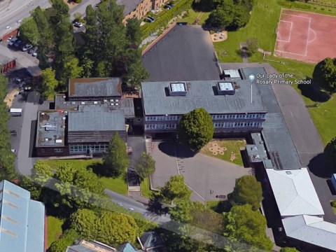 'Unexplained death' probe launched after body found at primary school