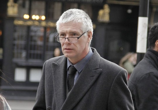 Champion News: 07948286566/07914583378 news@championnews.co.uk Picture shows Marc Ollosson outside London's High Court.