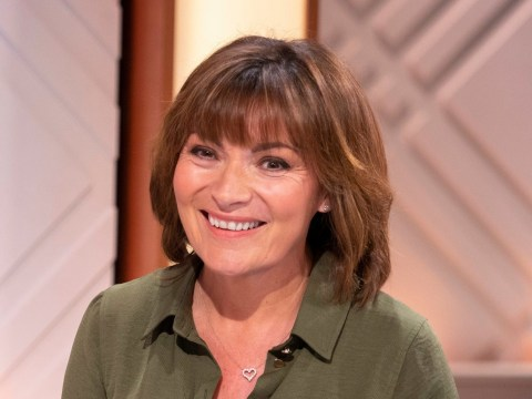 Lorraine Kelly writing a self-help book as she admits she 'has her off days'