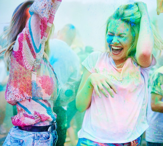Celebrate the festival of colours at Holi events in London