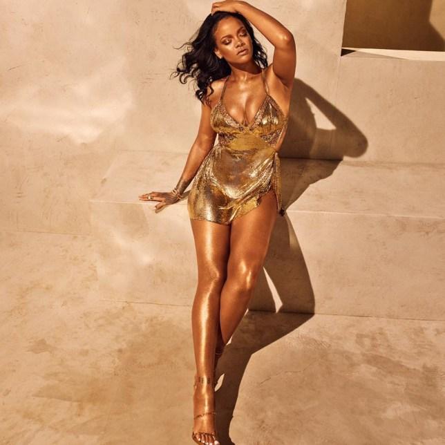 Fenty Beauty by Rihanna m- Body Lava