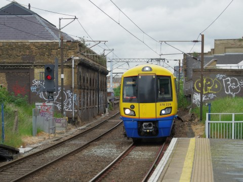 Two bodies found on tracks after being electrocuted on London train line