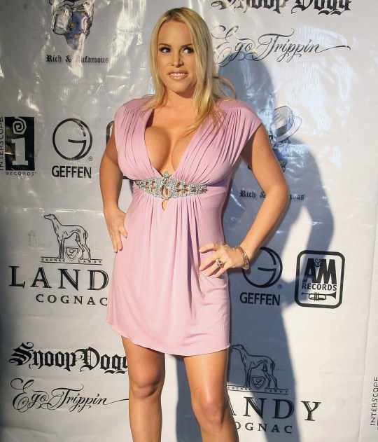 """HOLLYWOOD - MARCH 19: Actress Bobbi Billard attends MySpace Album Release Party for Snoop Dogg's """"Ego Trippin"""" at the Opera Crimson on March 19, 2008 in Hollywood, California. (Photo by Valerie Macon/Getty Images)"""