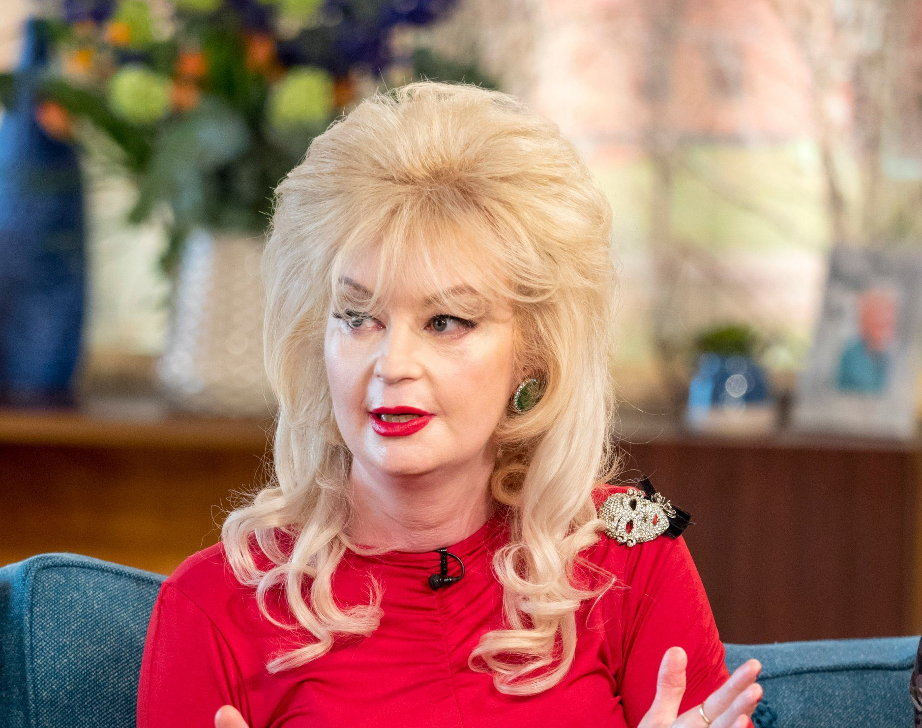 Lauren Harries' mother says 'show business is a drug' after daughter livestreamed intimate moment