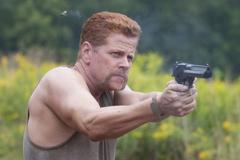 The Walking Dead's Abraham Ford